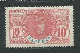DAHOMEY N° 22 * TB  1 - Unused Stamps