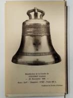 45 - BENEDICTION DE LA CLOCHE DE COUDRAY - 25 NOVEMBRE 1934 - TRES BEL ETAT - Other Municipalities