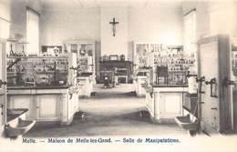 Gent Gand Maison De Melle Lez Gand   Salle De Manipulation    M 2834 - Melle