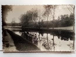 45 - OUZOUER SUR TREZÉE - LE CANAL VERS L'AQUEDUC - France