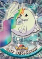 Trading Card Pokemon TV Animation Edition : # 87 Dewgong - Pokemon
