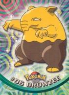 Trading Card Pokemon TV Animation Edition : # 96 Drowzee - Pokemon