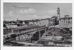 FAENZA - Ponte Di Ferro Sul Lamone. - Faenza