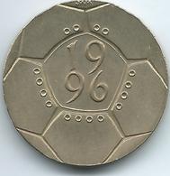 United Kingdom / Great Britain - 1996 - 2 Pounds - Elizabeth II - KM973 - Euro '96 - European Football Championship - 1971-… : Monete Decimali