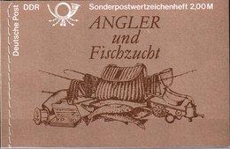 Germany / DDR - 1988 -  Mi:DD MH9w**MNH (20x Mi:DD 3096) - Look Scans - [6] Oost-Duitsland