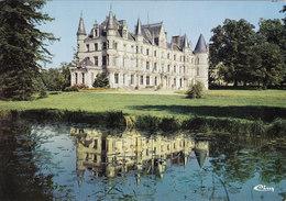 28 Charbonnières Le Château (2 Scans) - Andere Gemeenten
