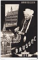 BELGIQUE   BRUXELLES - Old Professions