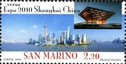 San Marino Saint-Marin 2179 Expo Shanghai China 2010 - 2010 – Shanghai (China)