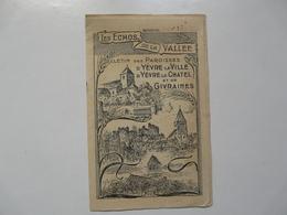 BULLETIN MENSUEL DES PAROISSES : YEVRES LA VILLE - YEVRE LE CHATEL - GIVRAINES 1931 - Religion