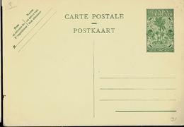 Carte Neuve N° 31  1,20  Vert Sur Chamois - Entiers Postaux