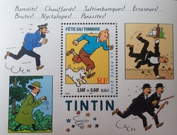 DF40266/1693 - 2000 - FRANCE - TINTIN - BLOC N°28 NEUF** - Ungebraucht