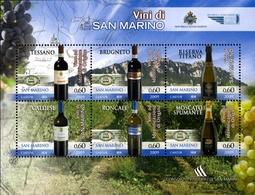 San Marino Saint-Marin 2188/93 Grands Crus, Vin, Raisin - Wines & Alcohols