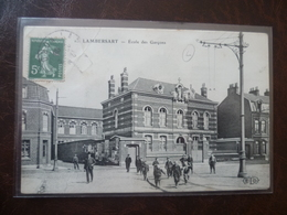 LAMBERSART   école Des Garçons    édit: E.L.D. - Lambersart