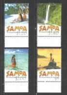 Samoa 2002 Mint Stamps MNH (**) - Samoa