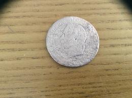 Pièce Bronze 10 Centimes NAPOLEON III 1862 - D. 10 Centimes