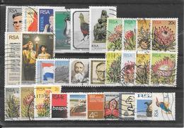 RSA Lot Timbres Oblitérés - Afrique Du Sud (1961-...)