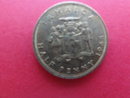 Jamaique  1/2  Penny  1965  Km 38 - Jamaica
