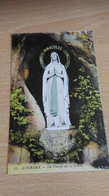 CPA -  58. LOURDES La Vierge De La Grotte - Lourdes