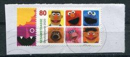 Deutschland Michel-Nr. 3530 Bogenrand Vollstempel Auf Briefstück - [7] Federal Republic