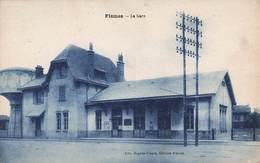 51 Fismes La Gare - Fismes