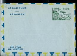 Aérogramme Neuf N° 1 ( 4Fr) - Entiers Postaux