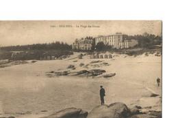 BEG MEIL (Finistère), La Plage Des Dunes - Beg Meil