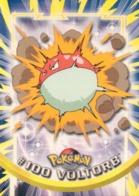 Trading Card Pokemon TV Animation Edition : # 100 Voltorb - Pokemon