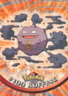 Trading Card Pokemon TV Animation Edition : # 109 Koffing - Pokemon