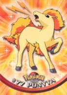 Trading Card Pokemon TV Animation Edition : # 77 Ponyta - Pokemon
