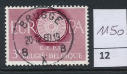 PRACHTSTEMPEL  Op Nr 1150 'Brugge' - Belgique