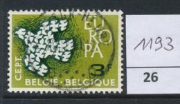 PRACHTSTEMPEL  Op Nr 1193 'Ham-sur-Heure' - Belgique