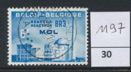 PRACHTSTEMPEL  Op Nr 1197 'Roulenge-sur-Geer' - Belgique