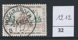 PRACHTSTEMPEL  Op Nr 1212 'Horgaarden' - Belgique