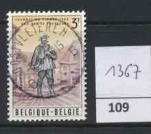 PRACHTSTEMPEL  Op Nr 1367 'Oostvleteren' - Belgique