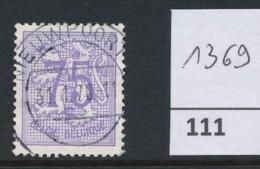 PRACHTSTEMPEL  Op Nr 136 'Nieuwpoort' - Belgique