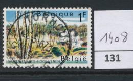PRACHTSTEMPEL  Op Nr 1408 'Torhout' - Belgique