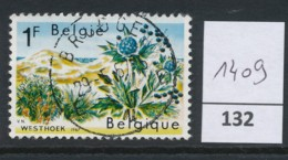 PRACHTSTEMPEL  Op Nr 1409 'Brugge' - Belgique