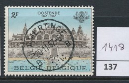 PRACHTSTEMPEL  Op Nr 1418 'Vlamertinge' - Belgique