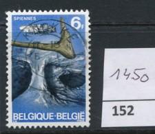 PRACHTSTEMPEL  Op Nr 1450 'Knokke' - Gebruikt