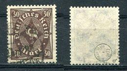 Deutsches Reich Michel-Nr. 231b Gestempelt - Geprüft - Germany