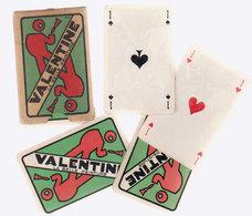 Jeux De Cartes Peinture Valentine - 54 Cards