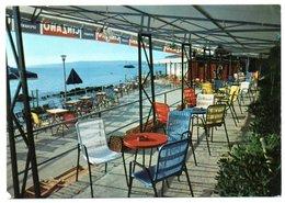 Lido Di Rocca S. Giovanni - Il Cavalluccio, Veranda Sul Mare (pubblicità Cinzano) - Other Cities