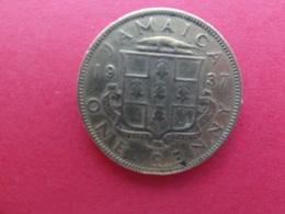 Jamaique  1 Penny  1937  Km 29 - Jamaica