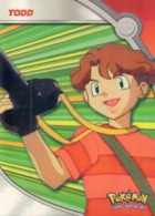 Trading Card Pokemon TV Animation Edition : TODD The Photographer - Pokemon