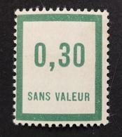 France Fictif N° F31 N** Luxe Gomme D'origine Sans Charnière, TTB. Cote 2020 : 2,00 E - Fictie