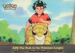 Trading Card Pokemon TV Animation Edition : EP8 The Path To The Pokémon League - Pokemon