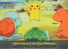Trading Card Pokemon TV Animation Edition : EP17 Island Of The Giant Pokémon - Pokemon