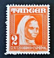 TANGER - FEMME MAROCAINE 1948 - NEUF * - MI 127 - España