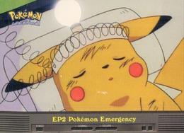 Trading Card Pokemon TV Animation Edition : EP2 Pokémon Emergency - Pokemon