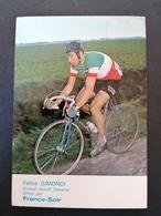 Felice Gimondi.Cpsm. 15x10cm.Non Voyagée. - Cycling